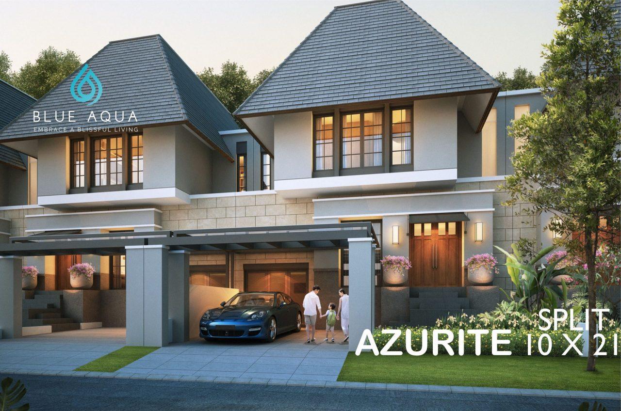 azurite split